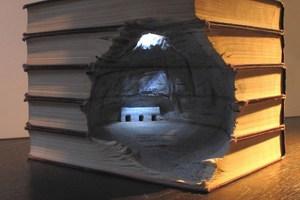 Γλυπτική σε βιβλία