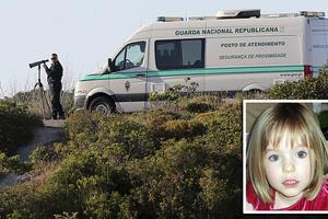 Σφράγισαν περιοχή στην Πορτογαλία ψάχνοντας τη μικρή Μαντλίν