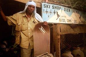 Για… σκι στη Σαχάρα