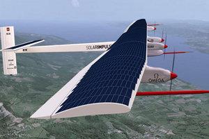 Πρώτη πτήση για το ηλιακό αεροπλάνο Solar Impulse 2