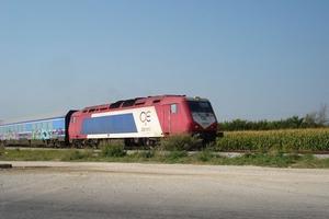 Αναστολή δρομολογίων τρένων-προαστιακού λόγω της απεργίας της ΓΣΕΕ