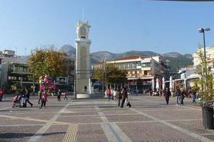 Μνημείο ο Πύργος του Ρολογιού της Ξάνθης