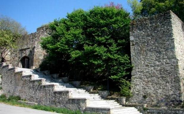 Ταξίδι στο χρόνο και... άρωμα Βυζαντίου μέσα στο Κάστρο των Τρικάλων!