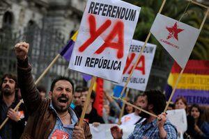 Δημοψήφισμα για τη μοναρχία θέλει η πλειοψηφία των Ισπανών