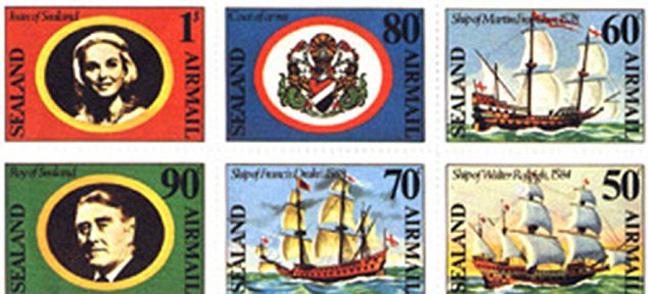 WWII era5 Κι όμως!! Αυτό που βλέπετε είναι ένα ανεξάρτητο κράτος 492 τετραγωνικών με δικό του νόμισμα!