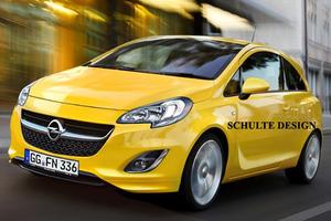 Στα τέλη του έτους το νέο Opel Corsa