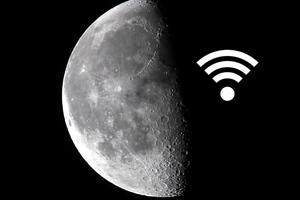 Το Φεγγάρι αποκτά ίντερνετ!