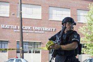Ένοπλος εισέβαλε σε πανεπιστήμιο του Σιάτλ
