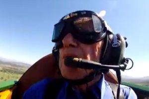 Ένας πιλότος ετών 91!
