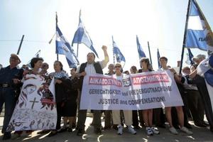 Συγκέντρωση και πορεία προς τη γερμανική πρεσβεία για τις οφειλές της Γερμανίας στην Ελλάδα