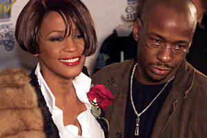 Ταινία γίνεται πολυτάραχη σχέση Whitney Houston-Bobby Brown