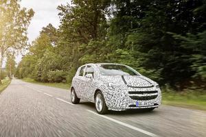 Προ των πυλών το νέο Opel Corsa