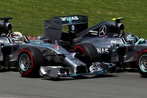 Απογοήτευση στη Mercedes