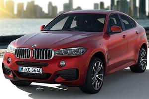 Η νέα BMW X6 με εξοπλιστικό πακέτο M Sport