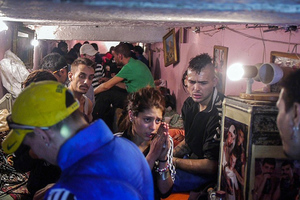 Η ζωή κάτω από τους δρόμους της Ρουμανίας