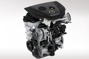 Νέος πετρελαιοκινητήρας Skyactiv-D για το Mazda2