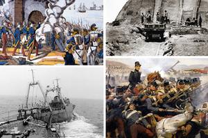 Ασήμαντοι λόγοι που πυροδότησαν πολέμους