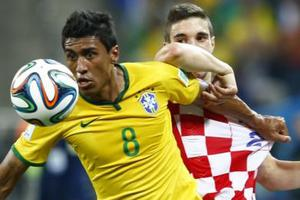 Ισόπαλες Βραζιλία και Κροατία στο ημίχρονο