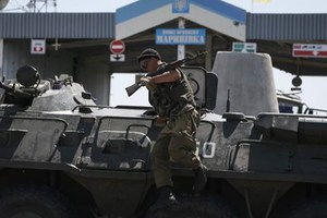 Η Ουκρανία θα τηρήσει τη μονομερή κατάπαυση του πυρός
