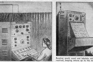 Το όραμα της ηλεκτρονικής ψήφου πίσω στο 1945