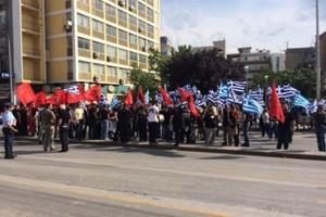 Ολοκληρώθηκαν οι συγκεντρώσεις Χρυσής Αυγής- αντιφασιστών στη Θεσσαλονίκη
