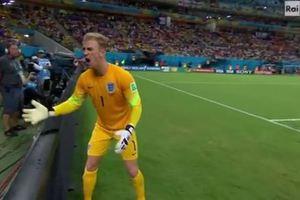 Τα 'βαλε με τα ball-boys ο τερματοφύλακας της Αγγλίας