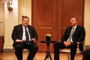 «Έτοιμο το Αζερμπαϊτζάν να επενδύσει στην Ελλάδα»