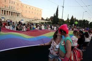 To Athens Pride μέσα από το φωτογραφικό φακό