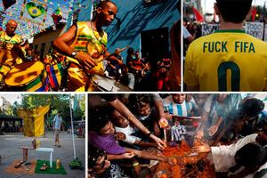 Οι πιο ξεχωριστές εικόνες από το Μουντιάλ