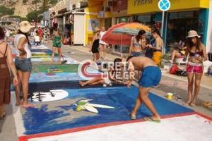 Πυρετός προετοιμασιών για το φεστιβάλ στα Μάταλα