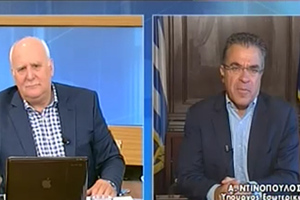 Ντινόπουλος: Όπως ζούσα, το ίδιο εξακολουθώ και ζω