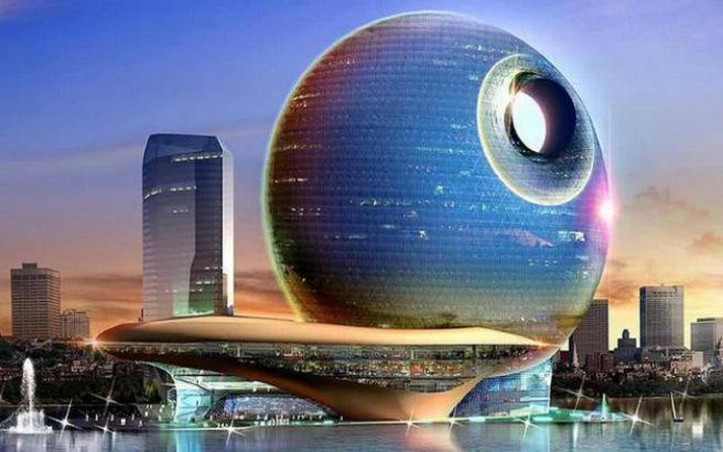 Αποτέλεσμα εικόνας για Το ξενοδοχείο του μέλλοντος
