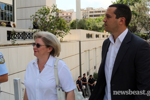 Στις 25 Ιουνίου απολογείται η Ελένη Ζαρούλια