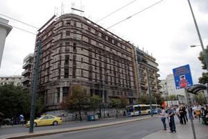 Αντιδράσεις για την τροποποίηση μελέτης για το διατηρητέο κτίριο του Ακροπόλ