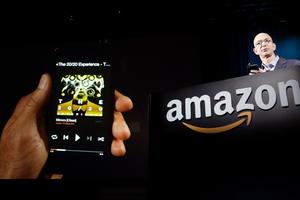 Η Amazon παρουσίασε το Fire Phone