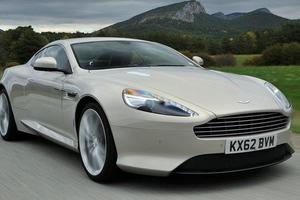 To 2017 η Aston Martin DB9 με μοτέρ AMG