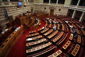 Αύξηση δόσεων για ληξιπρόθεσμες οφειλές ζητούν 28 «γαλάζιοι» βουλευτές