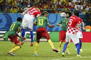 «Ύποπτο» ματς το Κροατία-Καμερούν