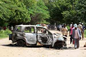 Τουλάχιστον οχτώ νεκροί από επίθεση τζιχαντιστών στην Κένυα