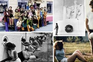 Ένα ταξίδι στο παρελθόν μέσα από σπάνιες φωτογραφίες