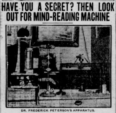 Η μηχανή που θα διαβάζει το μυαλό των ανθρώπων