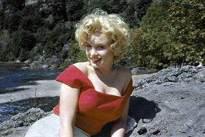 Σπάνιες φωτογραφίες της Marilyn Monroe