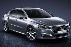 Ανανέωση ουσίας για το Peugeot 508