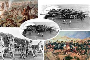 Πολεμικές ήττες που έγραψαν Ιστορία