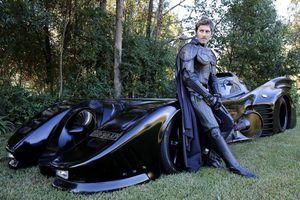 Ο πιο φανατικός οπαδός του Batman!