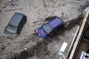 Ένα θύμα από την πλημμύρα στη Βουλγαρία