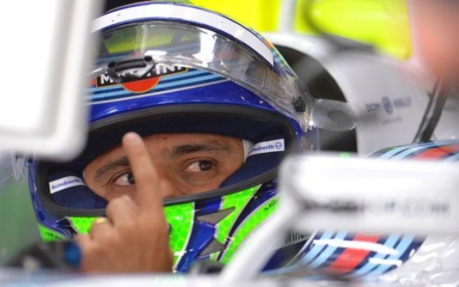 Αλεζί σε Μάσα: Μακριά από τη Formula1