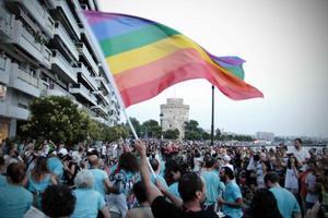 Αρχίζει η παρέλαση του Gay Pride στη Θεσσαλονίκη