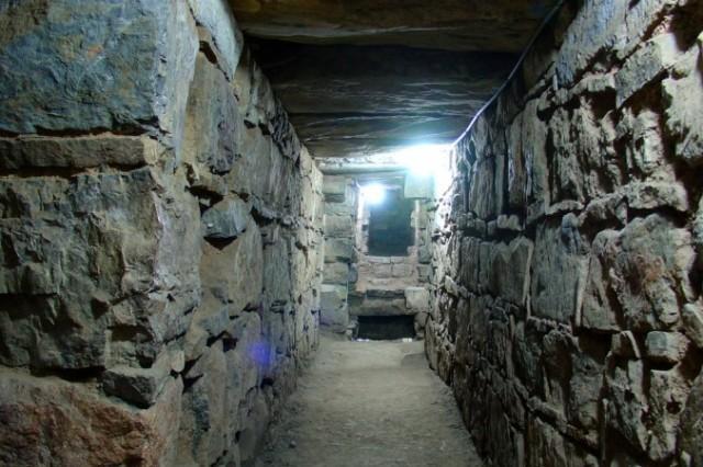Ο υπόγειος κόσμος στο Chavín de Huántar
