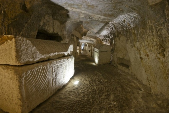 Οι αρχαίοι, υπόγειοι λαβύρινθοι της Ρώμης